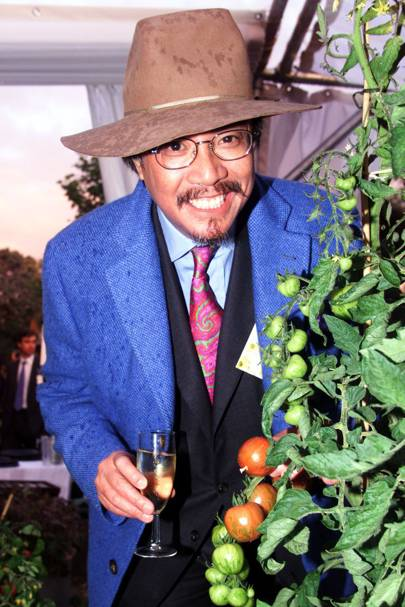 Sir David Tang, 1999