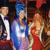 Stephan Winkler, Isabelle Winkler, Mrs Joachim Winkler and Joachim Winkler