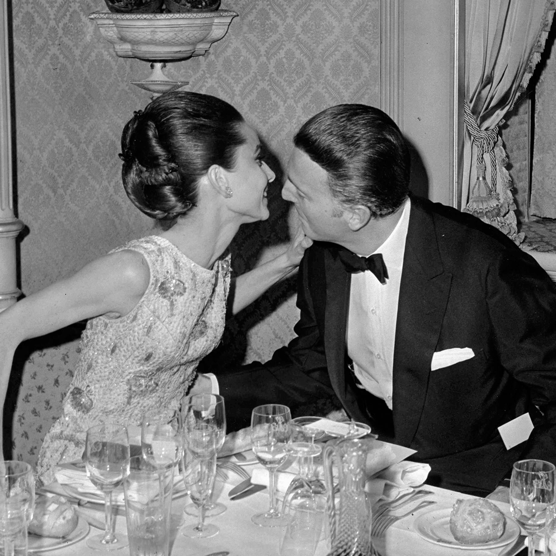 d04277058fb Givenchy's L'Interdit perfume inspired by Audrey Hepburn | Tatler