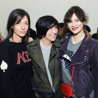 Mary McCartney, Sharleen Spiteri and Jasmine Guinness