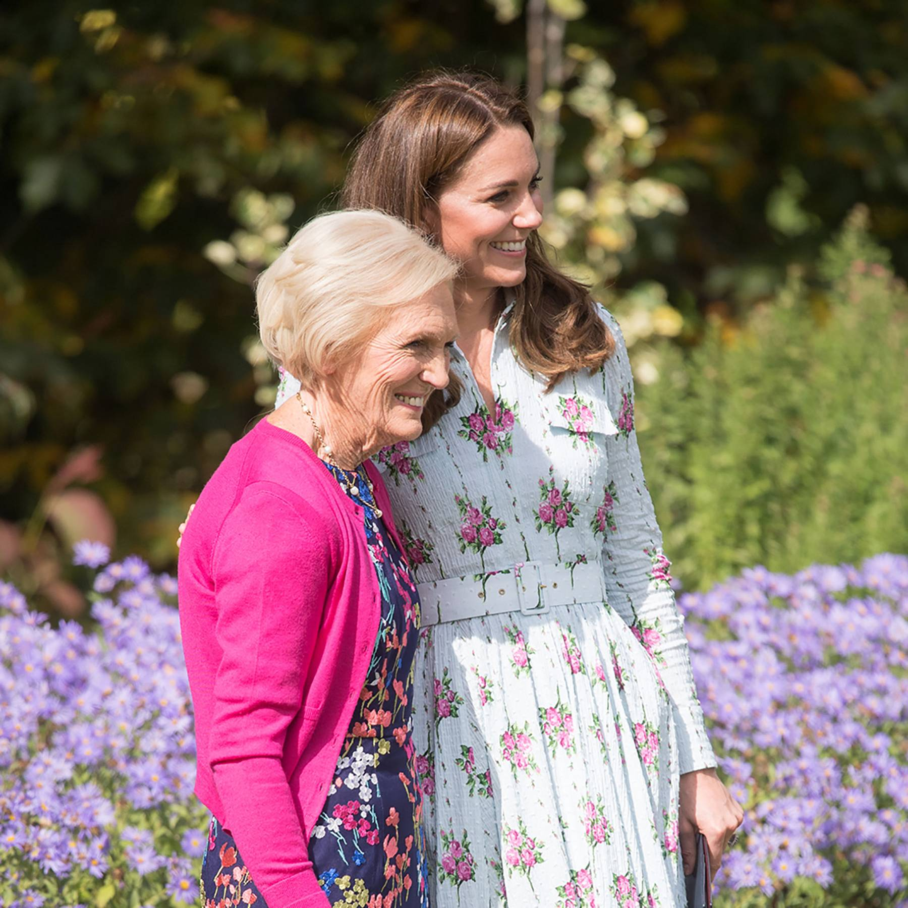 Are the Duchess of Cambridge and Mary Berry teaming up for a Christmas cookery show?