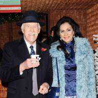 Bruce Forsyth and Wilhelmina Forsyth
