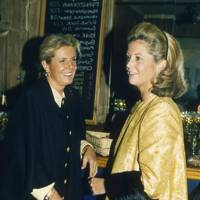 Countess Monika Apponyi and Mrs Jan Ankarcrona