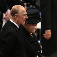 The Duke of Edinburgh and Queen Elizabeth II