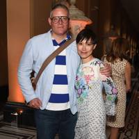 Giles Deacon and Sandra Choi