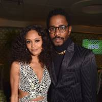 Thandie Newton and Lakeith Stanfield