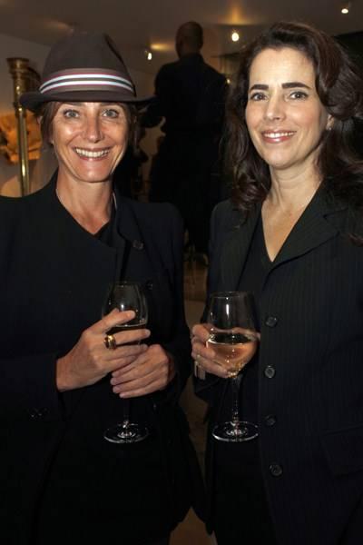 Aoife Lambilliotte and Amelia Mendoza