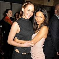 Jennifer Lawrence and Thandie Newton