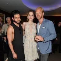 Nik Thakkar, Cosima Bellamacina and Alastair Guy