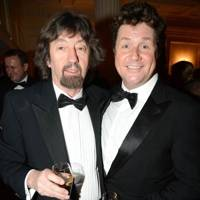Sir Trevor Nunn and Michael Ball