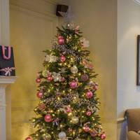 The Boodles Christmas tree at The Goring