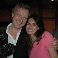 Hugo Burnand and Jennifer George