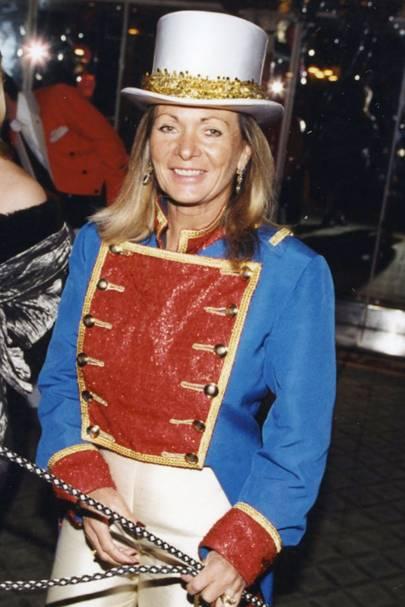 The Hon Mrs Simon Howard