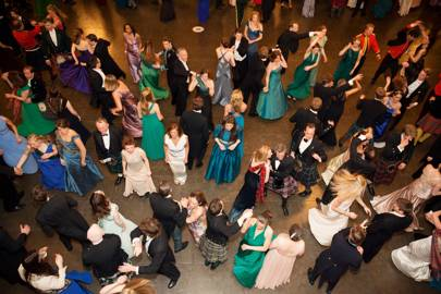 The Royal Caledonian Ball, London