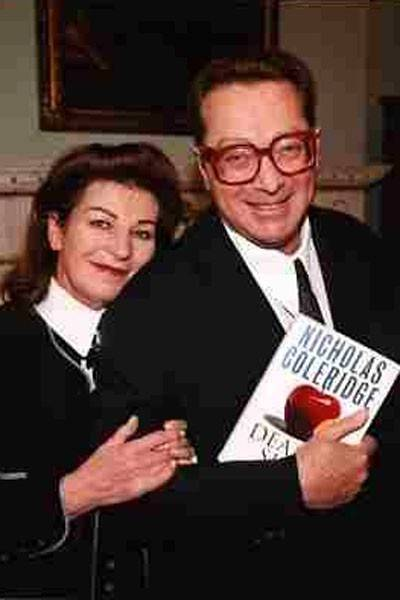 Lady Saatchi and Lord Saatchi