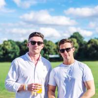 Conor O'Gorman and Tom Bates