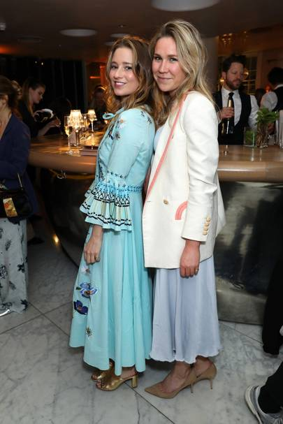 Kelly Eastwood and Philippa Durell