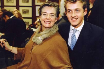 Lady Jane Dawnay and Lord Edward Ines Ker