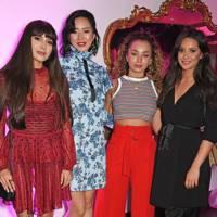 Zara Martin, Betty Bachz, Ella Eyre and Roxie Nafousi