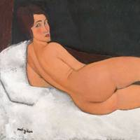 Modigliani at the Tate Modern