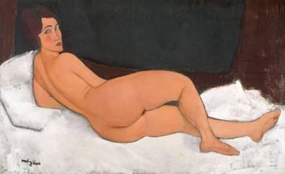 Modigliani at the Tate Modern