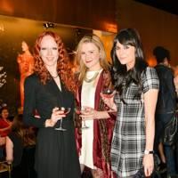 Morwenna Lytton-Cobbold, Amber Atherton and Lilah Parsons