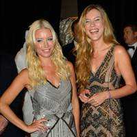 Denise Van Outen and Joss Stone