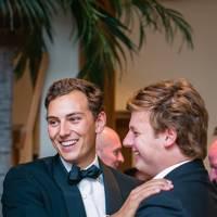 Alex Rose and Hugo Brine