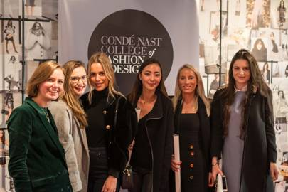 Conde Nast College Of Fashion Design How To Get Into Conde Nast College How To Get An Internship At Vogue Glamour And Tatler Fashion Journalism Jobs Tatler