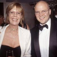 The Hon Emma Soames and the Hon Toby Young