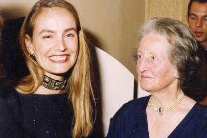 Sophie Oppenheimer and Bridgit Walker