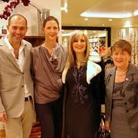 Antonio Marsocci, Maria Grachvogel, Danila Tarcinale and Jenny Baker
