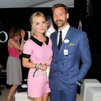 Laura Whitmore and Patrick Grant