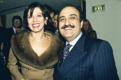 Mrs Fady Abboud and Fady Abboud
