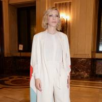 Cate Blanchett at the Green Carpet Fashion Awards