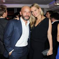Gianluca Vialli and Cathryn White Cooper
