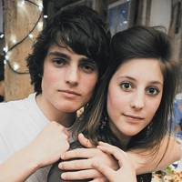 George Carter and Olivia Huntingford