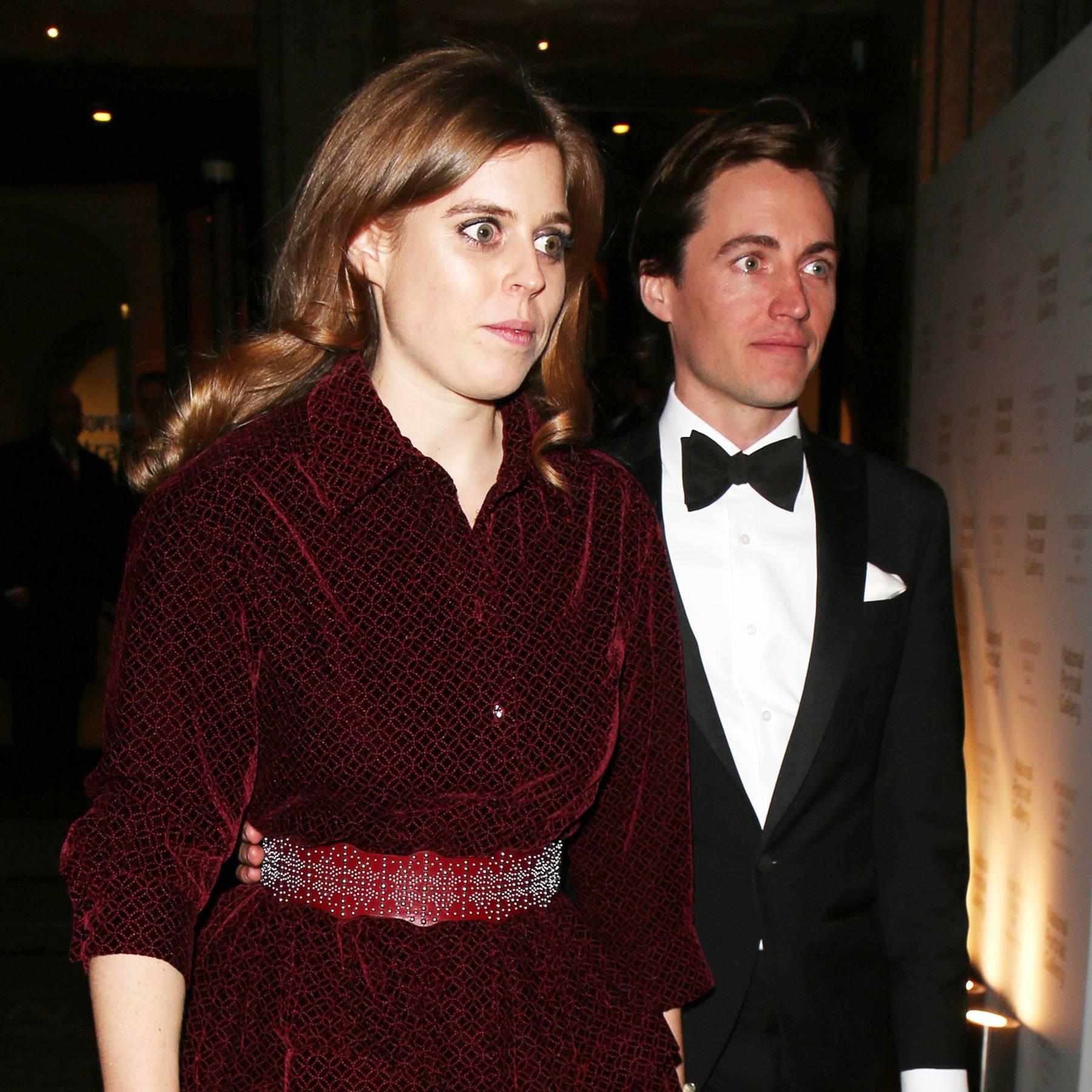 Concern rises among Princess Beatrice's friends