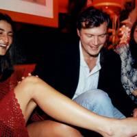 Donna Alberica Brivio Sforza, Piers Plowden and Mrs Ulf Brunnstrom