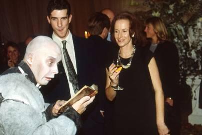Richard Vobes, Benedict Osborne and Lady Osborne