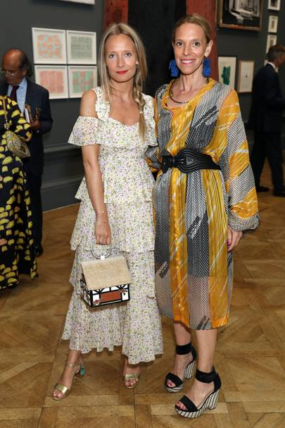 Martha Ward and Tiphaine de Lussy