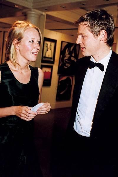 Alice Rothschild and Zac Goldsmith