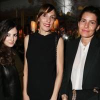 Inés Lorenzo, Yolanda Sacristán and Belén Antolin