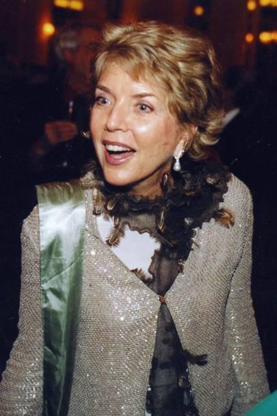 Mrs David Metcalfe