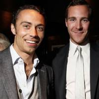 James Middleton and Charley Law