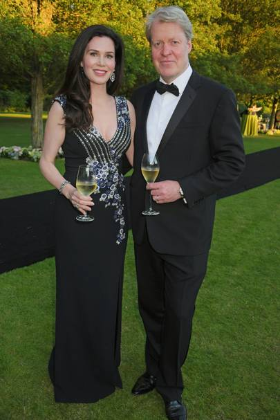 Countess and Earl Spencer