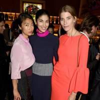 Mimi Xu, Caroline Issa and Veronika Heilbrunner