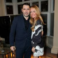 Roland Mouret and Cat Deeley