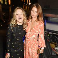 Poppy Jamie and Millie Mackintosh
