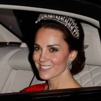 Diplomatic reception at Buckingham Palace, December 2016